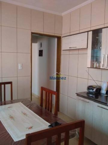 Casa com 2 dormitórios à venda, 80 m² por r$ 400.000 - jardim grimaldi - são paulo/sp - Foto 2