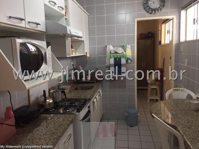 (Cod.:037 - Damas) - Mobiliado - Vendo Apartamento com 72m² - Foto 6