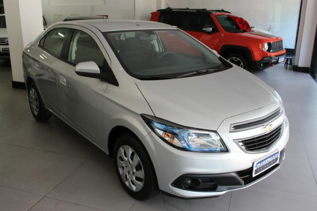 Prisma LT 1.4 2014/2015 Completo , ABS , Air Bag, super conservado ! - Foto 8