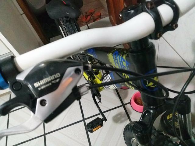 Bicicleta Vikingx nova (Entrego) - Foto 4