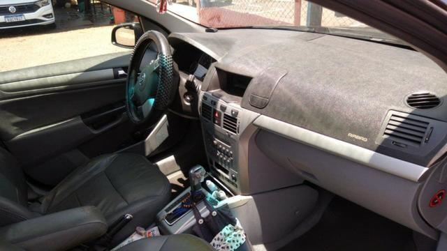 Vendo Vectra 2008 cor preta - Foto 8