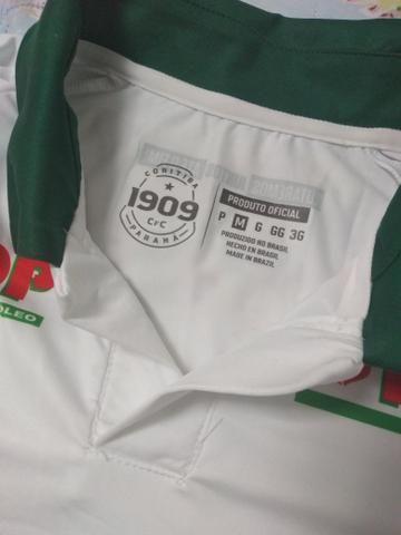 Camisa Oficial do Coritiba - Foto 3