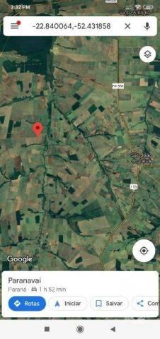 Fazenda 26 alq. de cana
