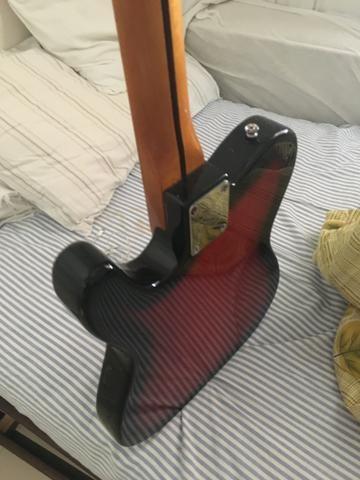 Guitarra SX TL vintage - Foto 4