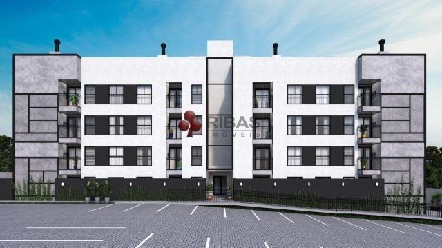 Apartamento à venda com 2 dormitórios em Boa vista, Curitiba cod:15427