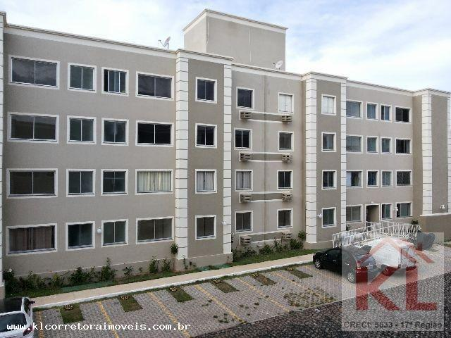 Imperdivel, Apto , 2° andar, 2 quartos, no Residencial Jangadas, Nova Parnamirim - Foto 12
