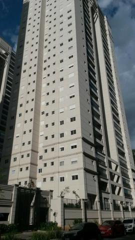 Auge Home Apartamento 147m² Mobiliado 3 Suítes Lazer Completo - Renato *