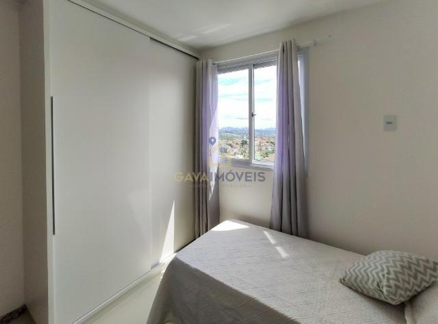 Apartamento decorado com 2 quartos e 1 suíte pronto para morar! - Foto 10