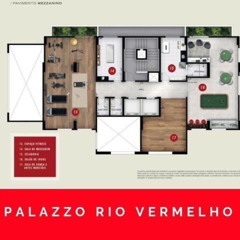 Pallazzo Rio Vermelho, 1/4 e 3/4 - entrega 12/2021 - Foto 7