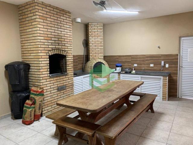 Apartamento com 2 dormitórios à venda, 46 m² por R$ 260.000 - Vila Gonçalves - São Bernard - Foto 18