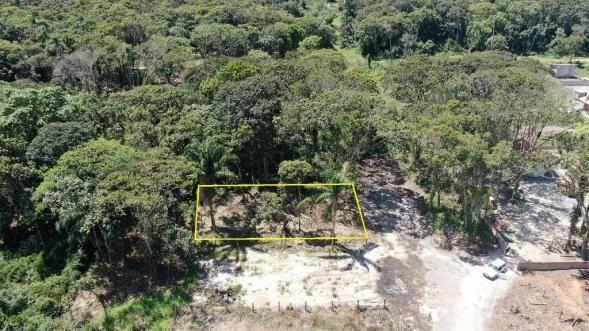 Terreno à venda, 300 m² por r$ 63.000 - praia dos veleiros - itapoá/sc - Foto 5