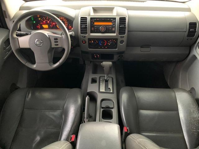 Nissan Frontier LE 2.5 4x4 Diesel Aut 2008/2009 - Foto 12