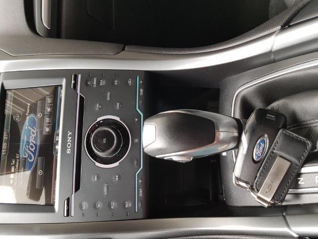 Fusion Hybrid 2015, baixissima quilometragem!!! - Foto 8