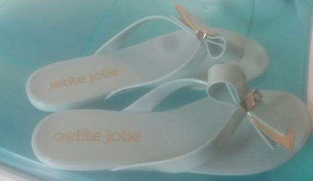 Sandálias Petite jolie - Foto 4