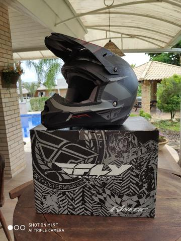 Capacete Fly Kinetic Impulse - Foto 2