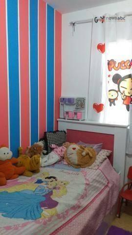 Apartamento com 2 dormitórios para alugar, 55 m² por R$ 1.000/mês - Parque Erasmo Assunção - Foto 6