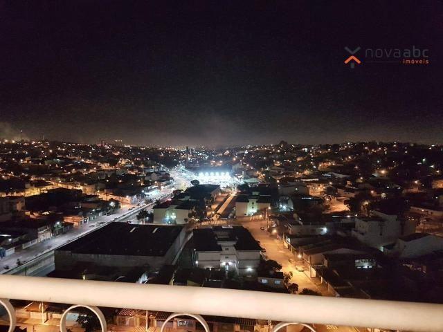Apartamento com 2 dormitórios para alugar, 50 m² por R$ 1.350/mês - Parque Erasmo Assunção - Foto 4