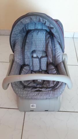 Vendo bebê conforto novíssimo - Foto 4