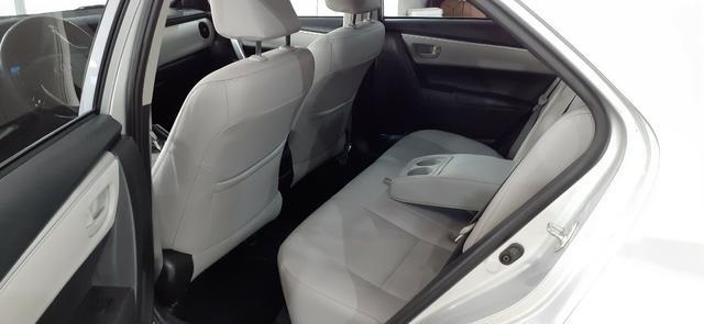 Toyota Corolla GLi Upper - Completo e Super Econômico - Foto 9