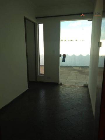Sala para alugar, 50 m² por R$ 1.000/mês - Vila Pires - Santo André/SP - Foto 2