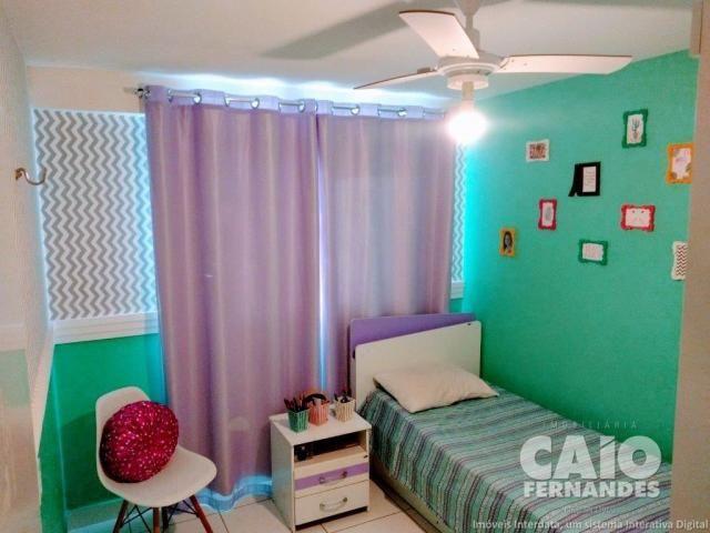 Apartamento à venda com 3 dormitórios em Nova parnamirim, Parnamirim cod:APV 29024 - Foto 16
