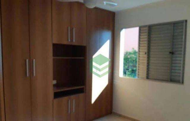 Apartamento com 2 dormitórios à venda, 57 m² por R$ 199.000 - Vila Marchi - São Bernardo d - Foto 10