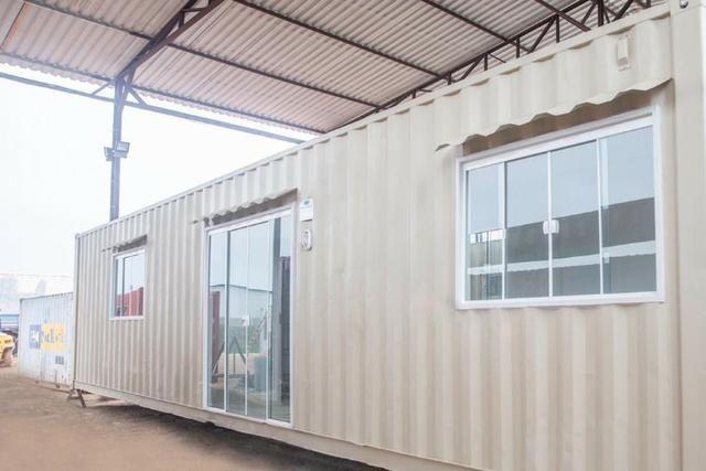 Container kitnet / casa / estudante / investimento ! - Foto 6