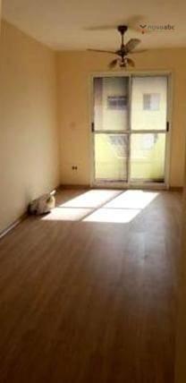 Apartamento com 2 dormitórios para alugar, 75 m² por R$ 1.400/mês - Parque Erasmo Assunção - Foto 2