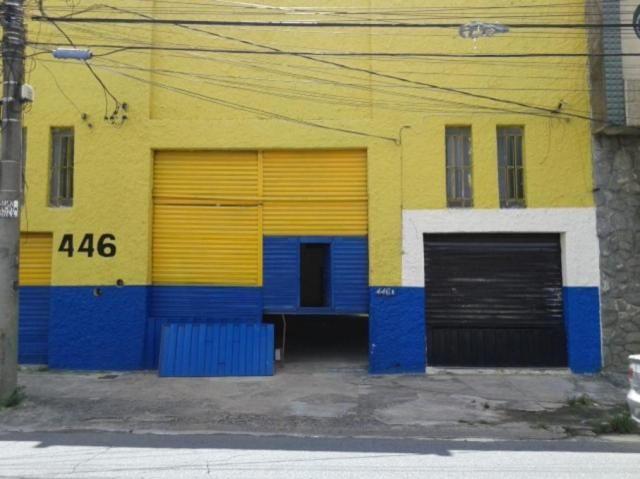 Galpão/depósito/armazém à venda em Caiçaras, Belo horizonte cod:65710