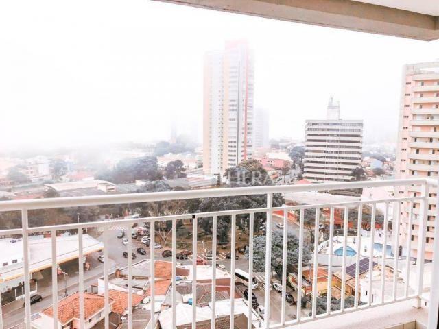 Apartamento com 2 dormitórios para alugar, 71 m² por r$ 2.200/mês - vila assunção - santo  - Foto 17