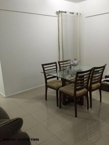 Apartamento para venda em salvador, parque bela vista, 1 dormitório, 1 banheiro, 1 vaga - Foto 3