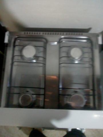 Vendo imperdível fogão esmaltec todo novo - Foto 2