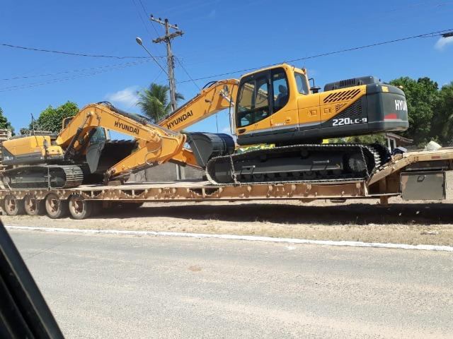 Escavadeira Hyundai R220LC-9 - Foto 4