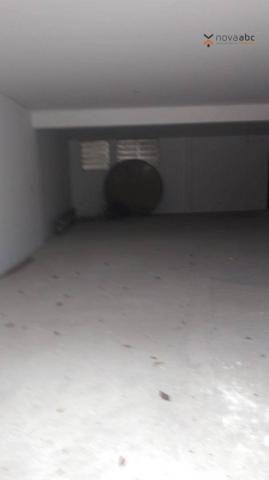 Salão para alugar, 90 m² por R$ 3.000/mês - Vila Guiomar - Santo André/SP - Foto 4
