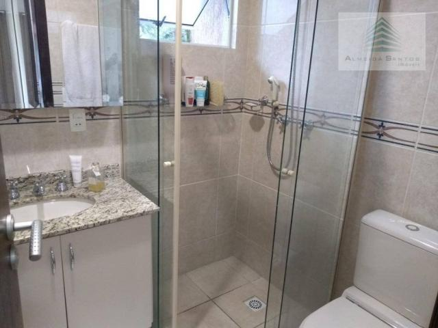 Sobrado com 3 dormitórios à venda, 160 m² por r$ 775.000,00 - são francisco - curitiba/pr - Foto 17
