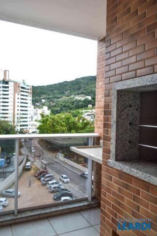 Apartamento à venda com 3 dormitórios em Córrego grande, Florianópolis cod:590090 - Foto 4