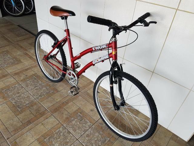 Bicicleta aro 24 reformada infantil - Foto 2