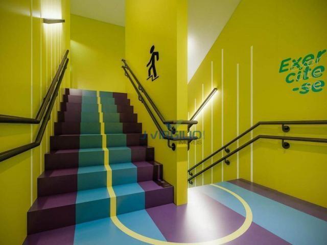 Apartamento com 2 quartos à venda, 86 m² por r$ - setor bueno - goiânia/go - Foto 2