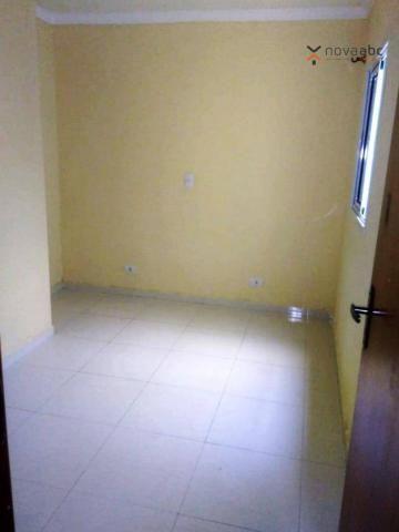 Apartamento com 2 dormitórios para alugar, 56 m² por R$ 1.100,00/mês - Parque Oratório - S - Foto 16