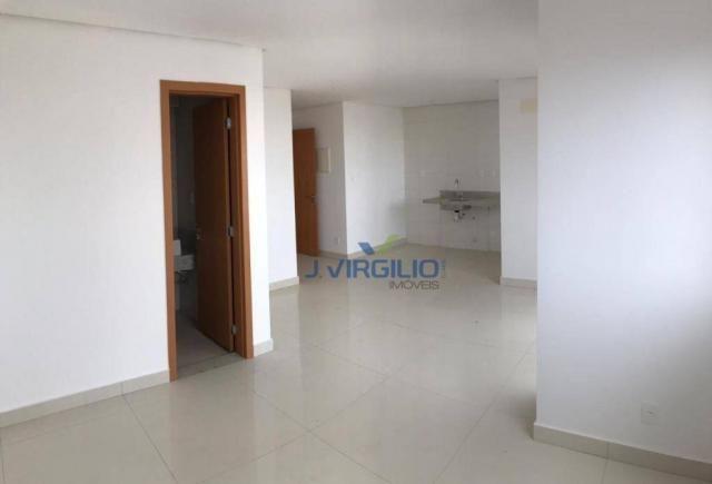 Apartamento com 1 quarto à venda, 39 m² por r$ 225.000 - setor bueno - goiânia/go - Foto 6