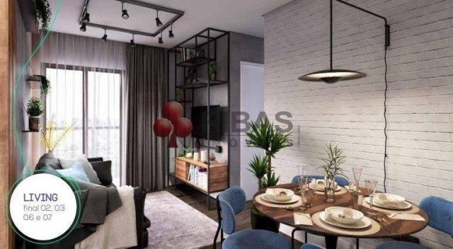 Apartamento à venda com 2 dormitórios em Capão raso, Curitiba cod:15426 - Foto 19