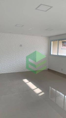 Apartamento com 2 dormitórios à venda, 67 m² por R$ 350.000 - Paulicéia - São Bernardo do  - Foto 3