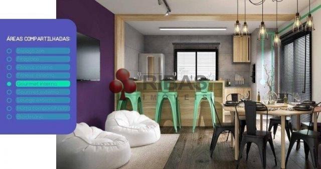 Apartamento à venda com 2 dormitórios em Capão raso, Curitiba cod:15426 - Foto 9