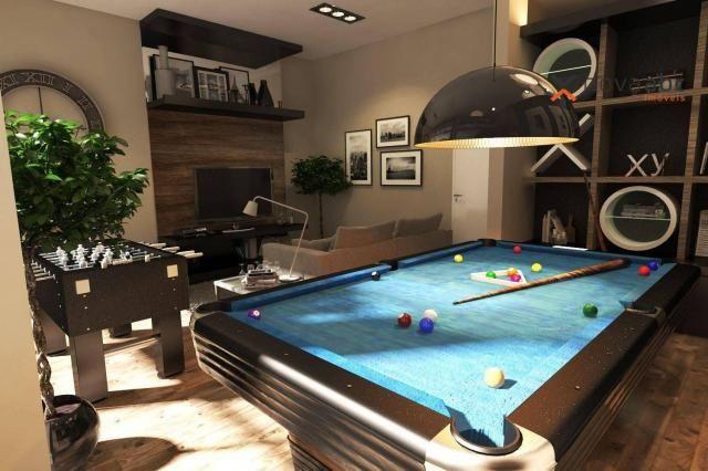 Apartamento com 2 dormitórios e varanda gourmet para alugar, 70 m² em condomínio completo  - Foto 14