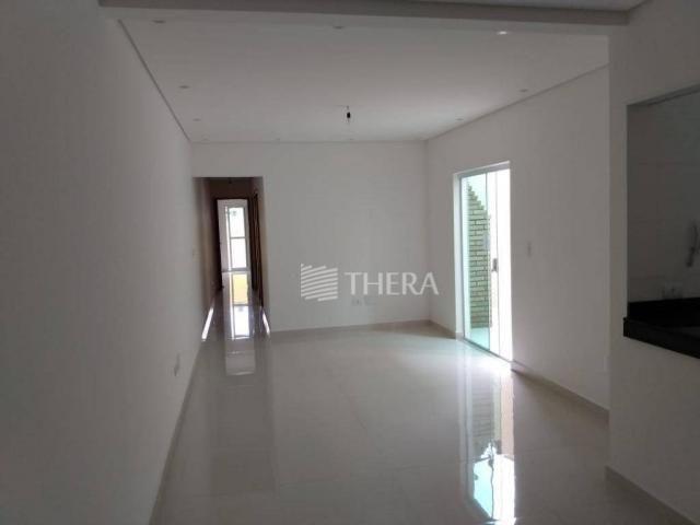 Apartamento com 3 dormitórios à venda, 96 m² por r$ 460.000,00 - campestre - santo andré/s - Foto 5