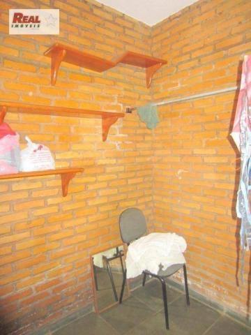 Chácara residencial à venda, chácaras moema, araçatuba. - Foto 15