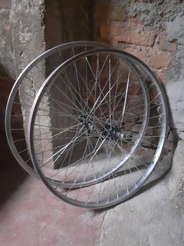 Rodas alumínio aro 26