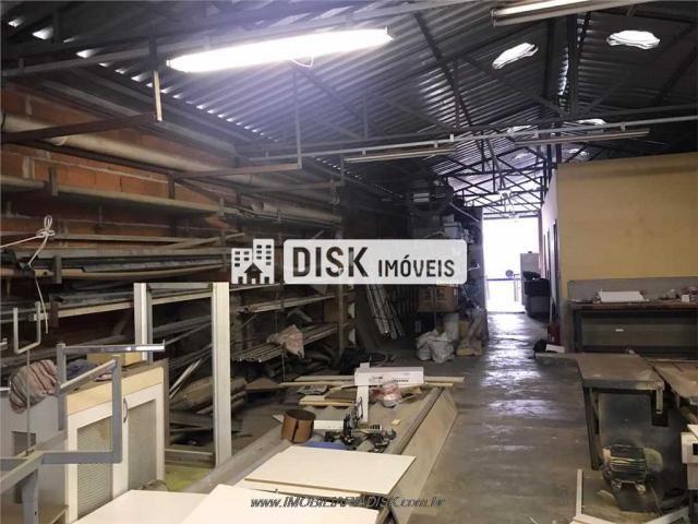 Galpão/depósito/armazém para alugar em Piraporinha, Diadema cod:21712 - Foto 4