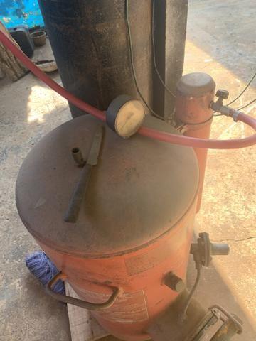 Máquina de solda oxi acetialeno - Foto 4