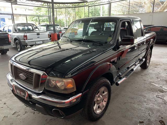 Ranger CD Xlt 3.0 turbo diesel 4x4 2007 - Foto 3